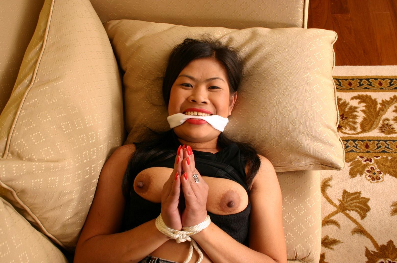 Lesbian Asian Bondage 54