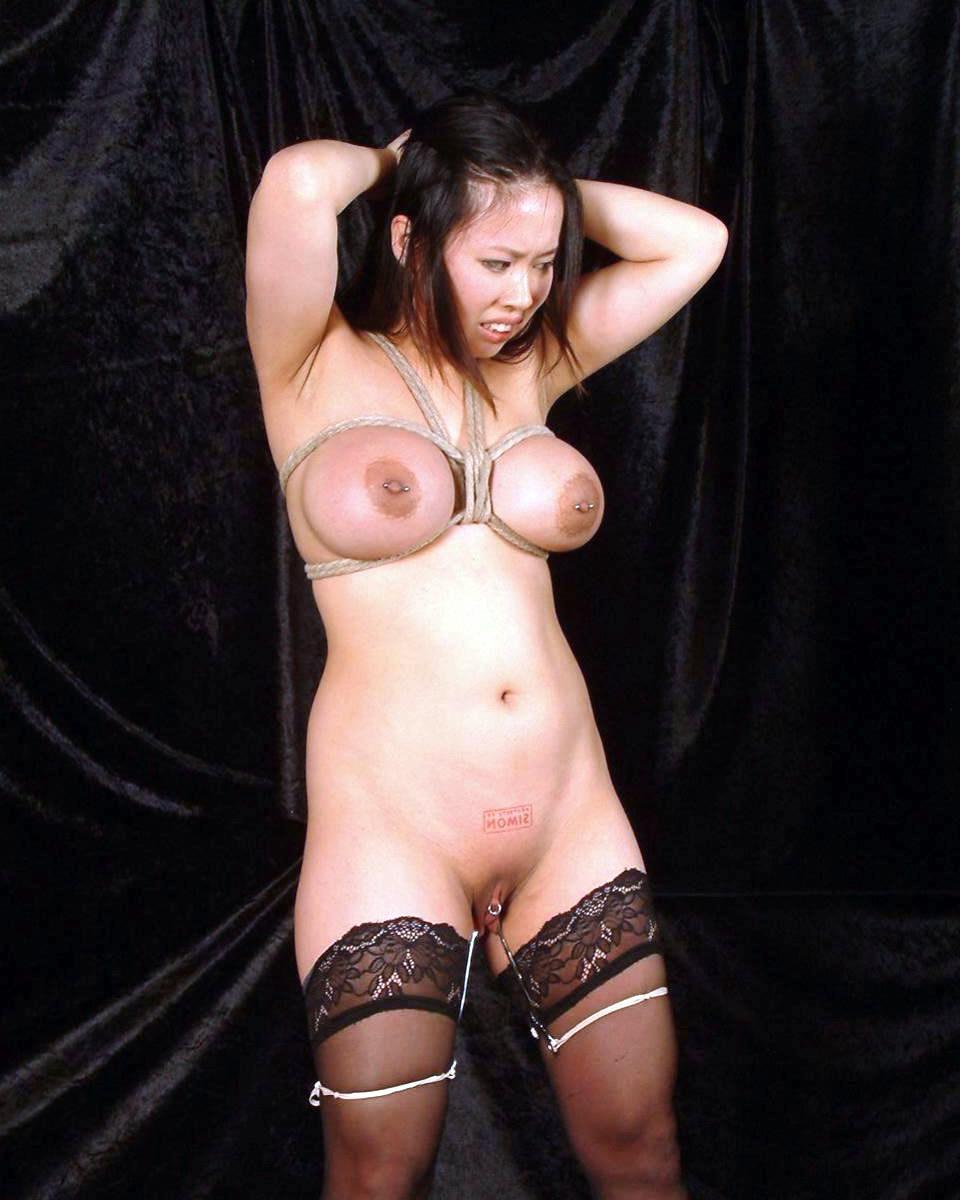 Same, extreme breast bondage slave can paraphrased?